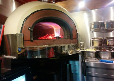 Stonebaked Pizza Oven