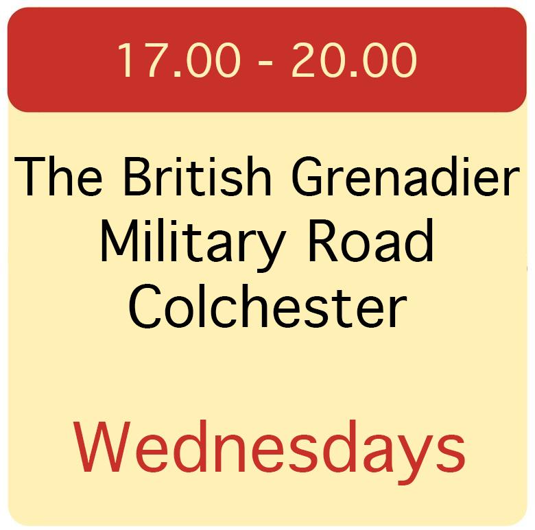 The British Grenadier Pub, Colchester.